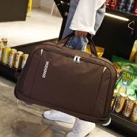 20180516071023616旅行包女手提拉杆包旅游大容量登机包折叠防水待产包行李包男新款