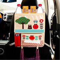 ipad平板汽车座椅后背挂袋可触屏手机车载置物袋保温奶瓶袋收纳袋
