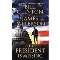 现货英文原版失踪的总统 The President Is Missing: A Novel 比尔克林顿 詹姆斯帕特森 合