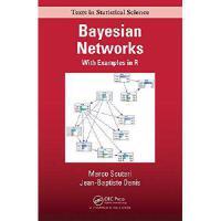 【预订】Bayesian Networks: With Examples in R