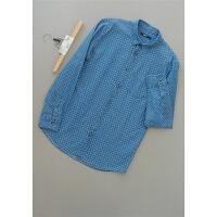 念[A15-220]专柜品牌正品新款男士打底衬衣男装衬衫0.30KG