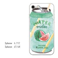 iphone7苹果6s手机壳6plus硅胶xr全包软壳5s卡通男女款防摔xs max