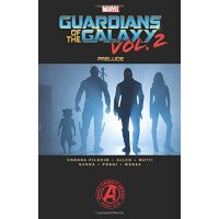Marvel's Guardians of the Galaxy Vol. 2 Prelude【英文原版】漫威的《银河护卫队2》