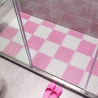 卫生间浴室防滑垫淋浴房拼接隔水垫子厕所厨房脚垫卫浴洗手间地垫m1v