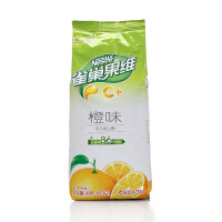 【中粮我买】雀巢(Nestle)果维C+橙味固体饮料840g 新老包装随机发货