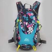 登山包户外背包骑行背包双肩旅行登山包徒步运动男女旅游防水30l