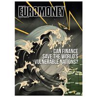 进口原版年刊订阅 Euromoney欧洲货币 财经商业杂志 英国英文原版 年订12期
