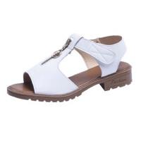 WARORWAR 法国新品YN13-A009夏季韩版低跟舒适女凉鞋