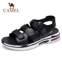 camel骆驼男鞋 夏新款潮流男士韩版 时尚休闲运动缓震气垫凉鞋子男