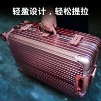 铝框拉杆箱飞机轮24寸 登机密码箱旅行箱女箱子22/26箱包行李箱男