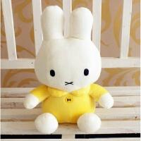2018新款 Miffy米菲兔子公仔 毛绒玩具玩偶布娃娃七夕礼物地推公仔