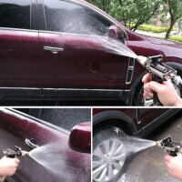 洗车器车用家用高压洗车机水枪工具水管汽车用品自驾游装备车品SN5709