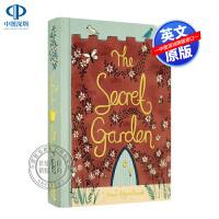 英文原版 The Secret Garden 秘密花园 精装收藏版 世界经典儿童文学小说Wordsworth Colle