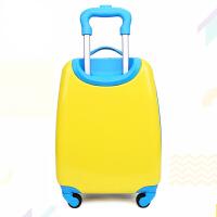 儿童拉杆箱16寸蛋形方形卡通小学生旅行箱男孩女童小孩登机箱