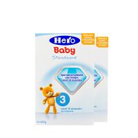 保税区发货 Hero Baby 荷兰美素 婴幼儿奶粉 3段 800g(10-12个月) *2