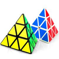 ?永骏冠龙金字塔魔方YJ异形魔方金字塔玩具异型魔方三阶金字塔?
