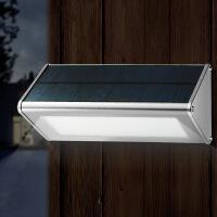 太阳能灯户外庭院灯感应壁灯家用LED室外围墙路灯