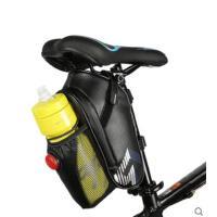 带灯尾包水壶包折叠车后座骑行坐垫鞍座包自行车尾包山地车鞍座包