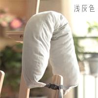 乳胶U型枕旅行枕便携飞机枕颈椎棉u形枕