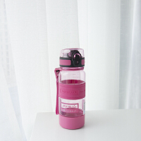 大容量水杯健身户外塑料水瓶随手便携运动学生儿童水壶1000ml