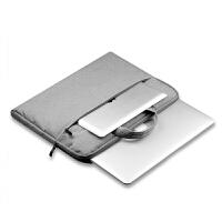 13.3英寸 苹果笔记本电脑包 MacBook air A466 内胆 加绒手提包 浅灰色 (手提电脑包)