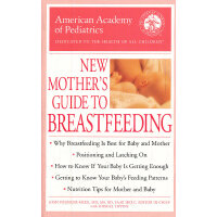 AAP NEW MOTHER'S/BREASTFEEDING(ISBN=9780553381078) 英文原版