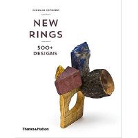 珠宝首饰设计画册画集 New Rings 新款戒指设计图书籍