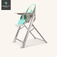 多功能儿童餐椅 便携式宝宝餐椅可折叠婴儿吃饭座椅a162