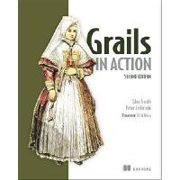 【预订】Grails in Action9781617290961