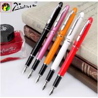 毕加索签字笔608 安格里斯办公钢笔学生钢笔毕加索宝珠笔男女士商务金属中性走珠水笔