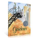 【发顺丰】英文原版绘本 The Gardener 小恩的秘密花园 园丁 1998年凯迪克银奖 作者 Sarah Ste