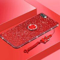 苹果6plus手机壳5.5寸奢华6splus保护套软iphone6 ps时尚镶钻ipone6s pl
