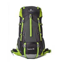 户外登山包双肩男酷动城骑行徒步旅行多功能大容量55L运动背包大