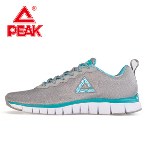 peak/匹克夏季运动鞋休闲运动舒适透气经典百搭轻便跑步鞋男E62347H