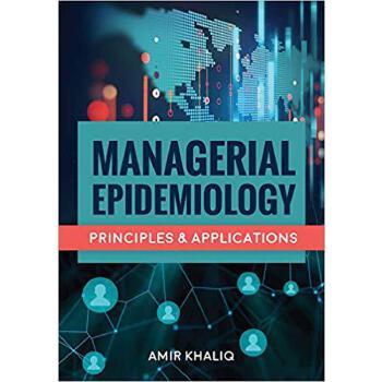 【预订】Managerial Epidemiology 9781284082173 美国库房发货,通常付款后3-5周到货!