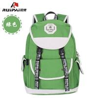 小学生书包减负儿童双肩背包帆布包防水休闲背包定做logo印字书包