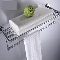 【支持礼品卡】厨卫BH-GJ1005毛巾架不锈钢浴巾架浴室挂件 卫生间 五金挂件4br