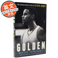 Stephen Curry 斯蒂芬库里自传 英文原版 Golden:The Miraculous Rise of St