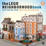 英文原版 乐高街景搭建指南2 The Lego Neighborhood Book 2: Build Your Own