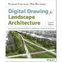 【预订】Digital Drawing for Landscape Architecture: Contemporar