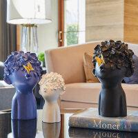 北欧风格电视柜创意室内摆件家居软装饰品酒柜美式客厅样板房摆设