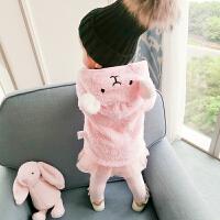 女童宝宝婴儿衣服儿童装外套春秋季0岁6个月新生儿秋冬季开衫上衣