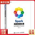 Spark海量数据处理 技术详解与平台实战 范东来 人民邮电出版社9787115507006【新华书店 品质保障】