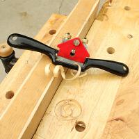 木工鸟刨一字修边可调节手推刨子家用木匠手工工具diy木工刨 n1q
