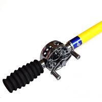 中通竿内走线鱼竿改装竿轮一体台钓竿5.4米6.3米7.2米钓鱼杆