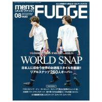 men's FUDGE(メンズファッジ) 日本男性时尚潮流杂志订阅日文原版 男装穿搭杂志期刊 年订10期
