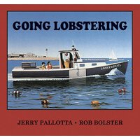 英文原版 Going Lobstering