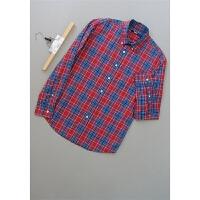 念[H13-210]专柜品牌正品新款男士打底衬衣男装衬衫0.18KG