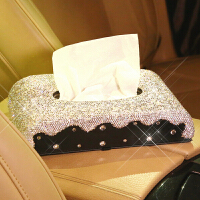 汽车用品车载手机架车内装饰品摆件座式收纳置物盒创意套装可爱女