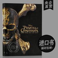 现货 加勒比海盗5 死无对证 电影英文原版小说 精装书籍 Pirates of the Caribbean5 德普主演电